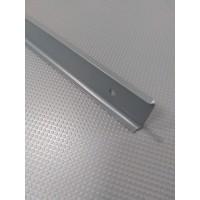 Стикова планка для стільниці EGGER кутова колір RAL7012